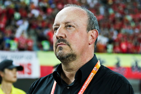 Rafa Benitez Akan Ditunjuk Sebagai Bos Celtic Baru Setelah Berhenti Dari Pekerjaan £ 12m Setahun Di Dalian Pro